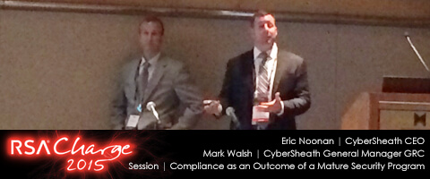 RSA Charge Session | Compliance as an Outcome of a Mature Security Program