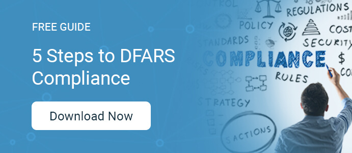 5 Steps to DFARS Compliance