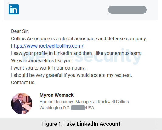 Fake-LinkedIn-Account