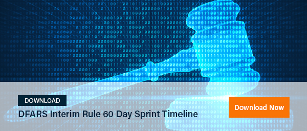 DFARS Interim Rule 60 Day Sprint Timeline