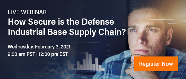 How Secure is the DIB Supply Chain?