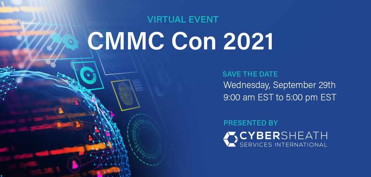 CyberSheath's CMMC Con 2021 Registration Now Open